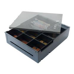 KE 32E-SF-D - Kasseneinsatz mit abschliessbarem Deckel für 32 E-KE-D