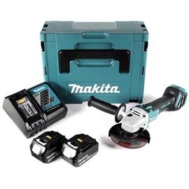 Makita DGA511RFJ inkl. 2 x 3,0 Ah + Macpac