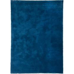 Teppich Soft Touch dunkelblau (BL 60x90 cm) casa NOVA