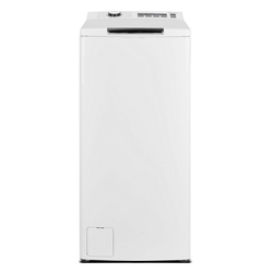 Midea Waschmaschine Toplader Serie 7 TW 7.83i diN, 8 kg, 1300 U/min, Soft Opener, Trommelreinigung