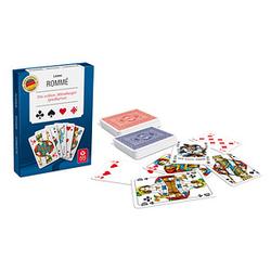 ASS ALTENBURGER Rommé Leinen Kartenspiel