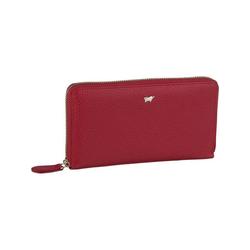 Braun Büffel Kellnerbörse Asti 50455 RV-Geldbörse RFID rot