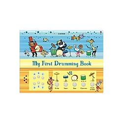 My First Drumming Book   w. sound panel. Sam Taplin  - Buch