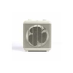 LIVOO Heizlüfter LIVOO Heizlüfter Cool-Air-Funktion 2000 Watt DOM398W weiß