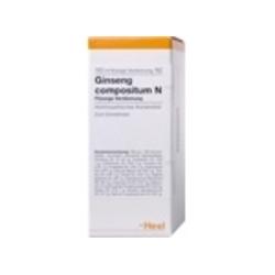 GINSENG COMPOSITUM N Tropfen 100 ml