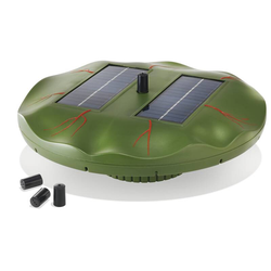 Solar Teichpumpe Seerose
