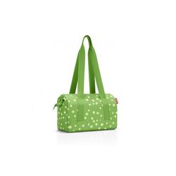 REISENTHEL® Schultertasche Handgepäck allrounder S, Handgepäck grün 32 cm x 24.5 cm x 16 cm
