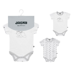 JACKY Body kurzarm 2er Pack TENCEL