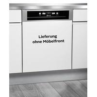 Bauknecht teilintegrierbarer Geschirrspüler, OBBC ECOSTAR 5320, 14 Maßgedecke,