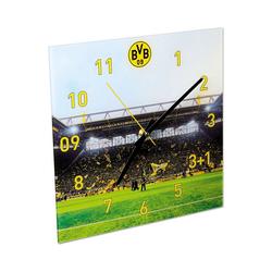 Borussia Dortmund Wanduhr BVB-Wanduhr Südtribüne