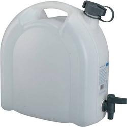 Wasserkanister 10l PE m.Ablasshahn HxBxTmm PRESSOL