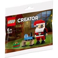 Lego Creator Weihnachtsmann