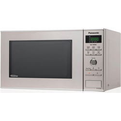 Panasonic Mikrowelle NN-SD27HSGTG, Mikrowelle, Inverter Mikrowelle