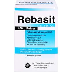 REBASIT Mineral Pulver 400 g