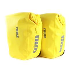 Thule Fahrradtasche (Set, 2-tlg) gelb