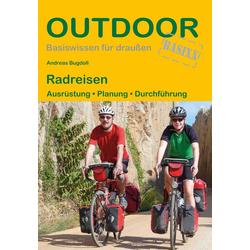 Radreisen als Buch von Andreas Bugdoll