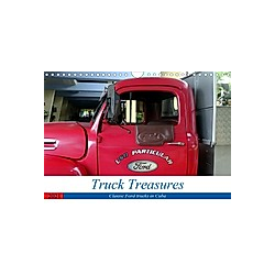 Truck Treasures (Wall Calendar 2021 DIN A4 Landscape)