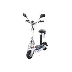 eFlux Street 20 500 Watt E-Scooter Elektroroller mit Straßenzulassung weiß