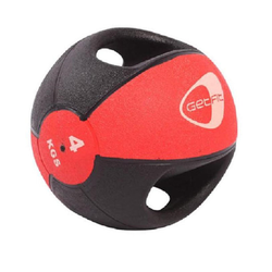 Get Fit Medizin Ball 4 kg Black/Red