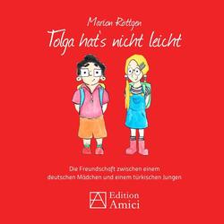 Tolga hat's nicht leicht als Buch von Marion Röttgen