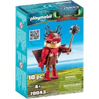 Playmobil Dragons Rotzbakke im Fluganzug (70043)