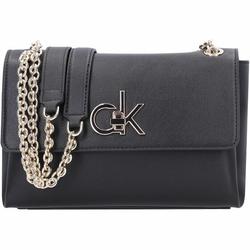 Calvin Klein Umhängetasche 24 cm ck black