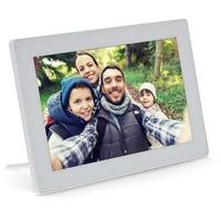 InLine digitaler WIFI-Bilderrahmen WiFRAME, (10.1 1280x800 16:9 LCD IPS Touch
