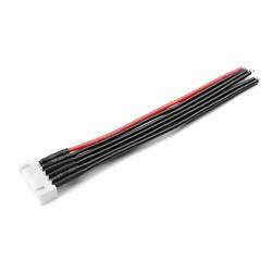 GForce GF-1411-004 Balancer Buchse 5S-Xh Mit Kabel 10Cm 22Awg Silikon Kabel 1 St