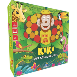 Asmodee Spiel, Kiki - Der Schaukelaffe