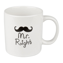 Waechtersbach Becher Mr. Right 330 ml