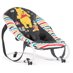 Hauck Babywippe Rocky, Pooh Geo