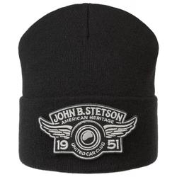Stetson Car Club Beanie - black