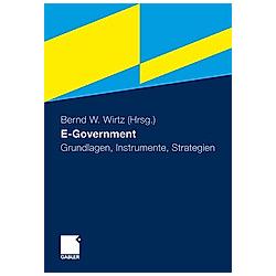 E-Government - Buch