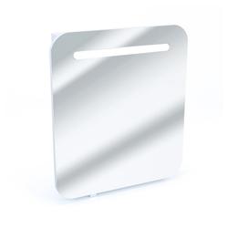 Vicco Badezimmerspiegelschrank LED Spiegelschrank Badspiegel Badschrank Spiegel 70 cm Weiß Hochglanz