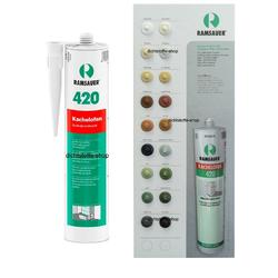 Ramsauer 420 Kachelofen 1K Acryl Dichtstoff 310ml Kartusche