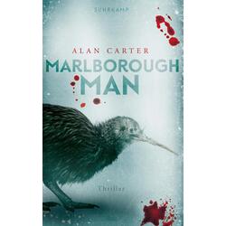 Marlborough Man: eBook von Alan Carter