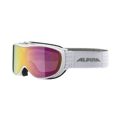 Alpina Sports Skibrille Skibrille Challenge 2.0 white HM pink