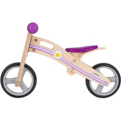 Bikestar Laufrad 2-in-1 7 Zoll lila