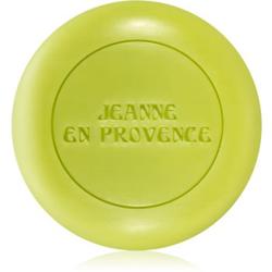 Jeanne en Provence Verbena luxuriöse französische Seife 100 g