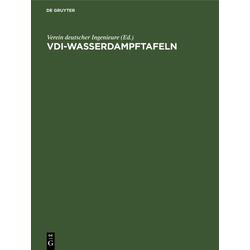 VDI-Wasserdampftafeln: eBook von