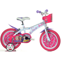 Barbie Kinderfahrrad Barbie, 1 Gang 25 cm