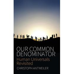 Our Common Denominator als Buch von Christoph Antweiler
