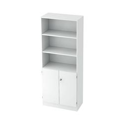 Otto Office Premium Aktenregal OTTO Office Line IV, mit 2 Türen weiß 80 cm x 200.4 cm x 42 cm