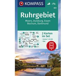 KV WK 823 Ruhrgebiet 1:35.000