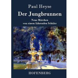 Der Jungbrunnen als Buch von Paul Heyse
