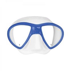 Mares Maske X-Free - blau/weiß