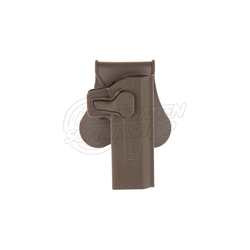 AMOMAX Tactical Holster Colt 1911 und Hi-Capa in FDE