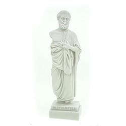 Kremers Schatzkiste Dekofigur Alabaster Figur Hippocrates 24cm Arzt