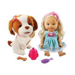 Vtech® Babypuppe Little Love - Lea mit Hündchen