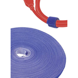 Label the Cable Klettband PRO 1250 Blau